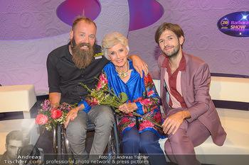 20 Jahre Barbara Karlich Show - ORF Zentrum - Di 03.09.2019 - Thomas GEIERSPICHLER, Waltraud HAAS, Michael BUCHINGER7
