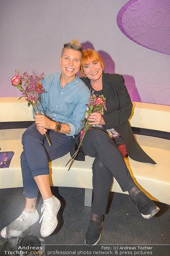 20 Jahre Barbara Karlich Show - ORF Zentrum - Di 03.09.2019 - Virginia ERNST, Chris LOHNER8