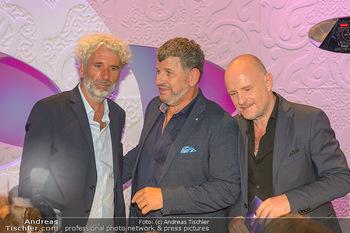 20 Jahre Barbara Karlich Show - ORF Zentrum - Di 03.09.2019 - Dirk STERMANN, Semino ROSSI, Christoph GRISSEMANN22