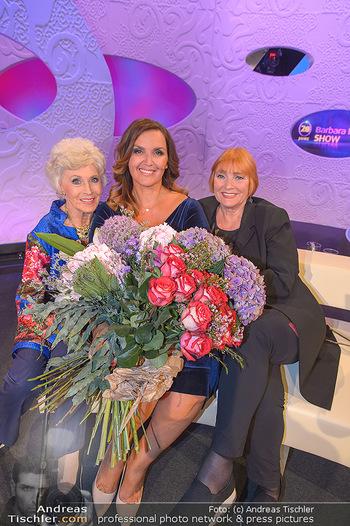 20 Jahre Barbara Karlich Show - ORF Zentrum - Di 03.09.2019 - Barbara KARLICH, Waltraud HAAS, Chris LOHNER27