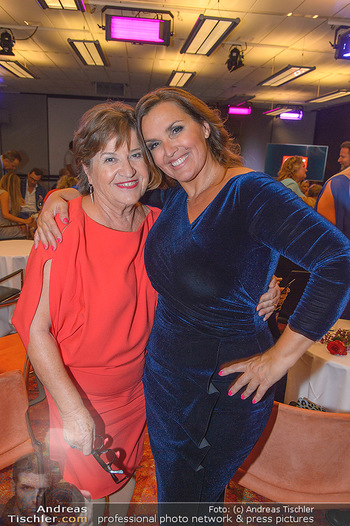 20 Jahre Barbara Karlich Show - ORF Zentrum - Di 03.09.2019 - Barbara KARLICH mit Mutter Katharina34