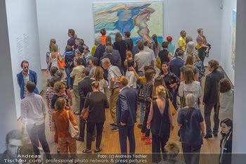 Maria Lassnig Ausstellungseröffnung - Albertina Wien - Do 05.09.2019 -  3