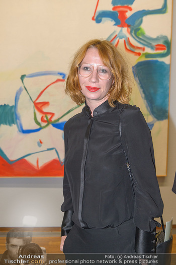 Maria Lassnig Ausstellungseröffnung - Albertina Wien - Do 05.09.2019 - Birgit MINICHMAYR4