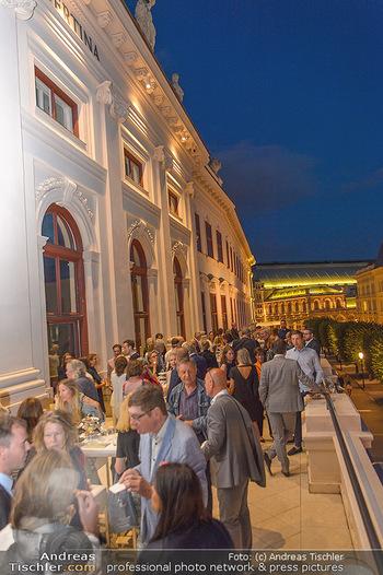 Maria Lassnig Ausstellungseröffnung - Albertina Wien - Do 05.09.2019 -  9