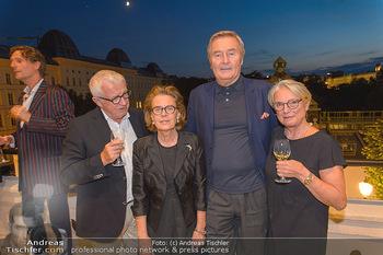 Maria Lassnig Ausstellungseröffnung - Albertina Wien - Do 05.09.2019 -  14