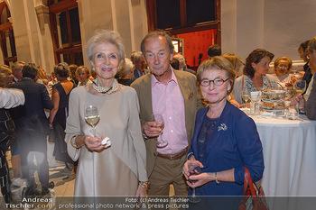 Maria Lassnig Ausstellungseröffnung - Albertina Wien - Do 05.09.2019 -  25