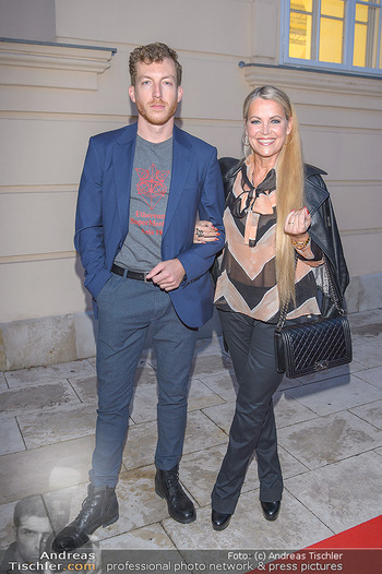 Fashion Week Opening - MQ Museumsquartier, Wien - Mo 09.09.2019 - Evelyn RILLE, Martin RILLE19