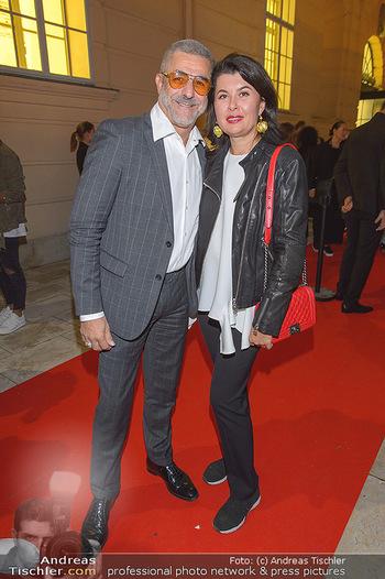 Fashion Week Opening - MQ Museumsquartier, Wien - Mo 09.09.2019 - Mauro John MALOBERTI, Zoryana KUSHPLER44
