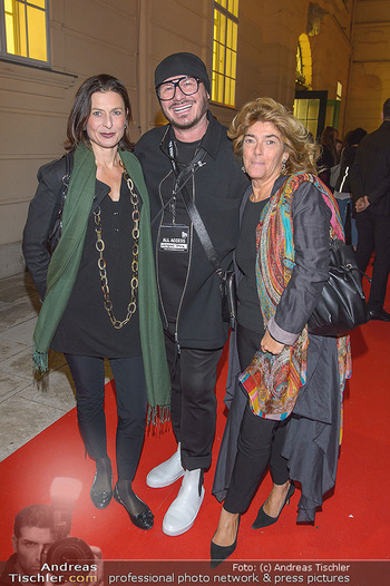 Fashion Week Opening - MQ Museumsquartier, Wien - Mo 09.09.2019 - Alexandra KASZAY, Wolfgang REICHL, Monika SCHEINOST45