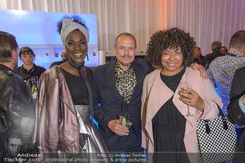 Fashion Week Opening - MQ Museumsquartier, Wien - Mo 09.09.2019 - Doretta CARTER, Gery KESZLER, Kim COOPER52