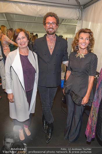 Fashion Week Opening - MQ Museumsquartier, Wien - Mo 09.09.2019 - Marcel OSTERTAG, Doris SCHMIDAUER, Brigitte BIERLEIN62