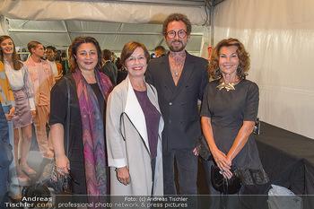 Fashion Week Opening - MQ Museumsquartier, Wien - Mo 09.09.2019 - Marcel OSTERTAG, Doris SCHMIDAUER, Brigitte BIERLEIN, Veronica K63