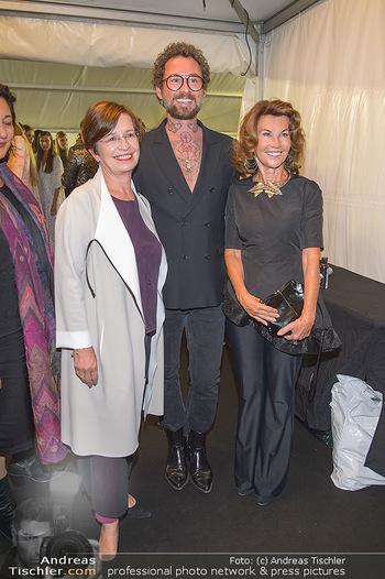 Fashion Week Opening - MQ Museumsquartier, Wien - Mo 09.09.2019 - Marcel OSTERTAG, Doris SCHMIDAUER, Brigitte BIERLEIN66
