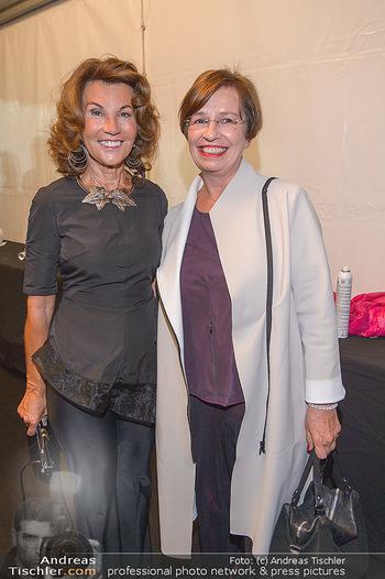 Fashion Week Opening - MQ Museumsquartier, Wien - Mo 09.09.2019 - Doris SCHMIDAUER, Brigitte BIERLEIN67