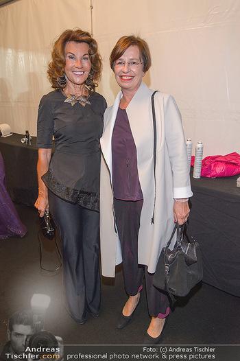 Fashion Week Opening - MQ Museumsquartier, Wien - Mo 09.09.2019 - Doris SCHMIDAUER, Brigitte BIERLEIN68