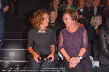Fashion Week Opening - MQ Museumsquartier, Wien - Mo 09.09.2019 - Doris SCHMIDAUER, Brigitte BIERLEIN71