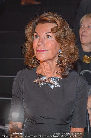 Fashion Week Opening - MQ Museumsquartier, Wien - Mo 09.09.2019 - Brigitte BIERLEIN (Portrait)73
