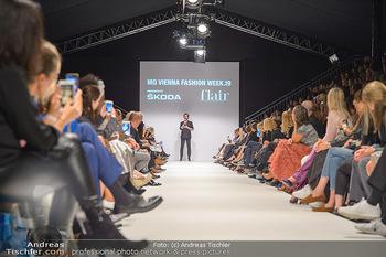 Fashion Week Opening - MQ Museumsquartier, Wien - Mo 09.09.2019 - Marcel OSTERTAG am Laufsteg bei Eröffnungsansprache78