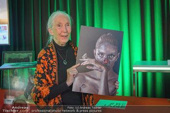 Jane Goodall Speech - Meinl´s Rösthalle - Di 10.09.2019 - Jane GOODALL1