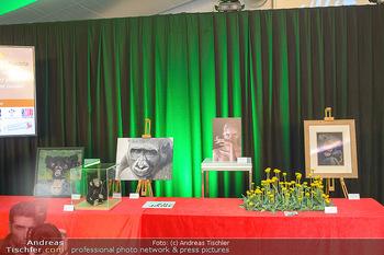 Jane Goodall Speech - Meinl´s Rösthalle - Di 10.09.2019 - Kunstwerke3