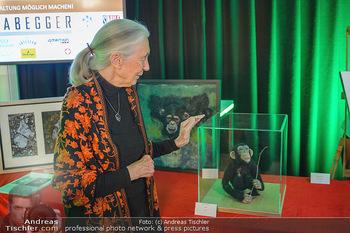 Jane Goodall Speech - Meinl´s Rösthalle - Di 10.09.2019 - Jane GOODALL9