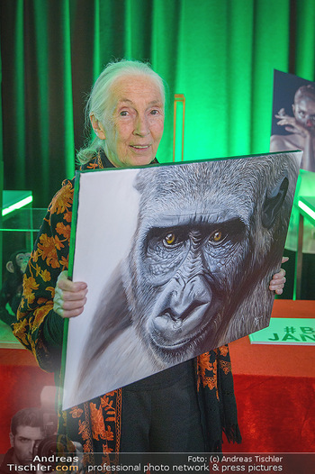 Jane Goodall Speech - Meinl´s Rösthalle - Di 10.09.2019 - Jane GOODALL10