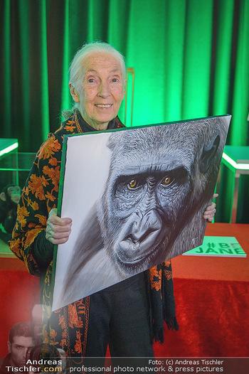 Jane Goodall Speech - Meinl´s Rösthalle - Di 10.09.2019 - Jane GOODALL11