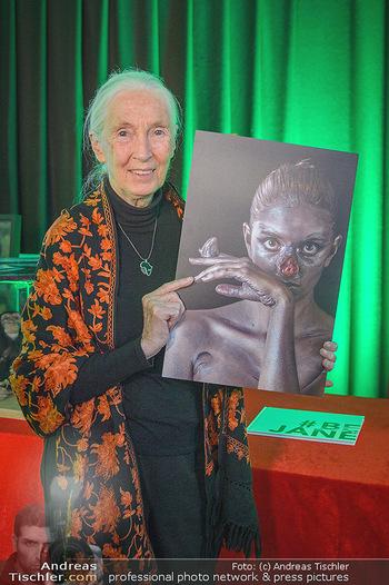 Jane Goodall Speech - Meinl´s Rösthalle - Di 10.09.2019 - Jane GOODALL12