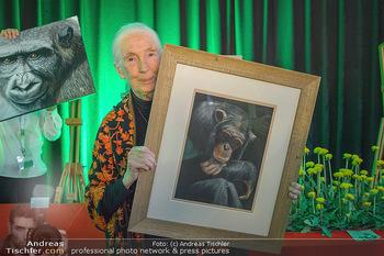 Jane Goodall Speech - Meinl´s Rösthalle - Di 10.09.2019 - Jane GOODALL13