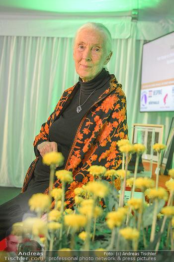 Jane Goodall Speech - Meinl´s Rösthalle - Di 10.09.2019 - Jane GOODALL14
