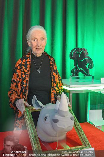 Jane Goodall Speech - Meinl´s Rösthalle - Di 10.09.2019 - Jane GOODALL16