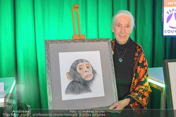 Jane Goodall Speech - Meinl´s Rösthalle - Di 10.09.2019 - Jane GOODALL17