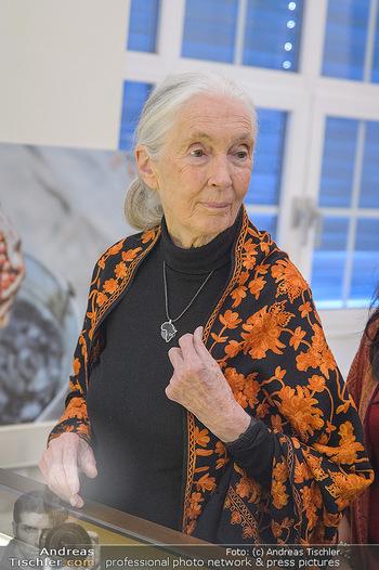 Jane Goodall Speech - Meinl´s Rösthalle - Di 10.09.2019 - Jane GOODALL20