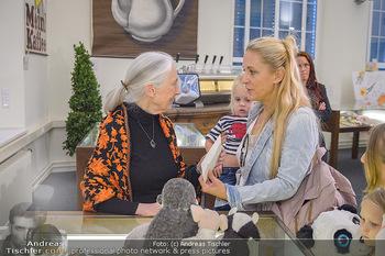 Jane Goodall Speech - Meinl´s Rösthalle - Di 10.09.2019 - Jane GOODALL, Lilian KLEBOW23