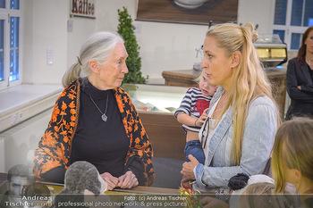 Jane Goodall Speech - Meinl´s Rösthalle - Di 10.09.2019 - Jane GOODALL, Lilian KLEBOW24