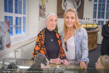 Jane Goodall Speech - Meinl´s Rösthalle - Di 10.09.2019 - Jane GOODALL, Lilian KLEBOW26
