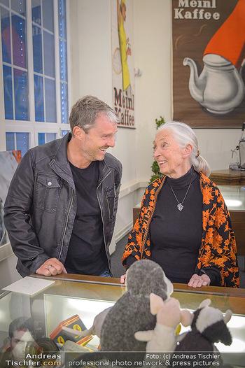 Jane Goodall Speech - Meinl´s Rösthalle - Di 10.09.2019 - Jane GOODALL, Manfred BAUMANN27