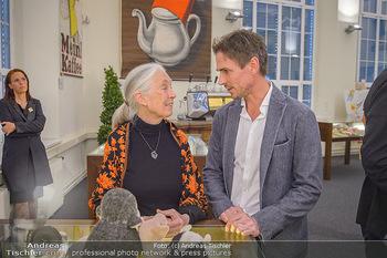 Jane Goodall Speech - Meinl´s Rösthalle - Di 10.09.2019 - Jane GOODALL, Felix GOTTWALD31