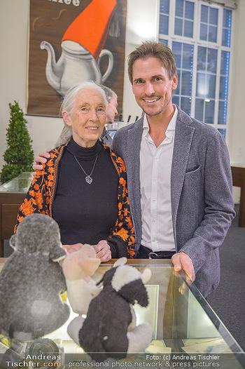 Jane Goodall Speech - Meinl´s Rösthalle - Di 10.09.2019 - Jane GOODALL, Felix GOTTWALD34
