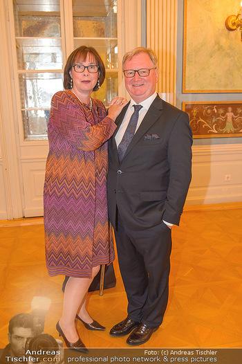 Herbstgold Festival Eröffnung - Schloss Esterhazy, Eisenstadt - Mi 11.09.2019 - Karl WESSELY mit Ehefrau24
