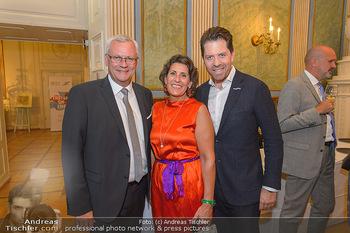 Herbstgold Festival Eröffnung - Schloss Esterhazy, Eisenstadt - Mi 11.09.2019 - Thomas STEINER, Agnes OTTRUBAY, Daniel SERAFIN61