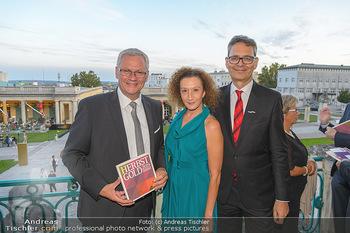 Herbstgold Festival Eröffnung - Schloss Esterhazy, Eisenstadt - Mi 11.09.2019 - Thomas STEINER, Konstanze BREITEBNER, Andreas RICHTER85