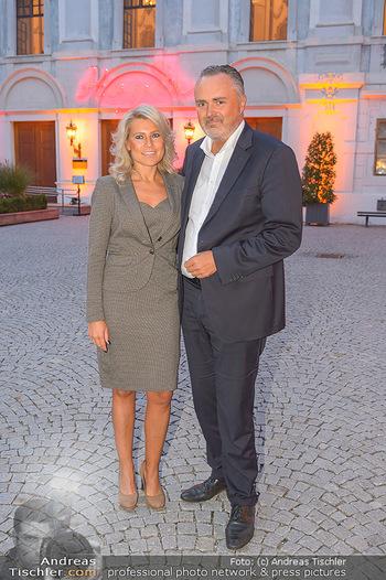 Herbstgold Festival Eröffnung - Schloss Esterhazy, Eisenstadt - Mi 11.09.2019 - Hans Peter DOSKOZIL mit Freundin Julia93