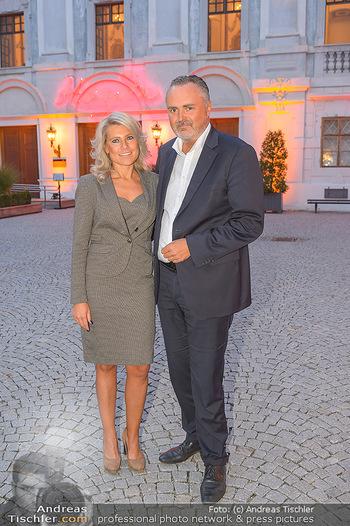 Herbstgold Festival Eröffnung - Schloss Esterhazy, Eisenstadt - Mi 11.09.2019 - Hans Peter DOSKOZIL mit Freundin Julia94