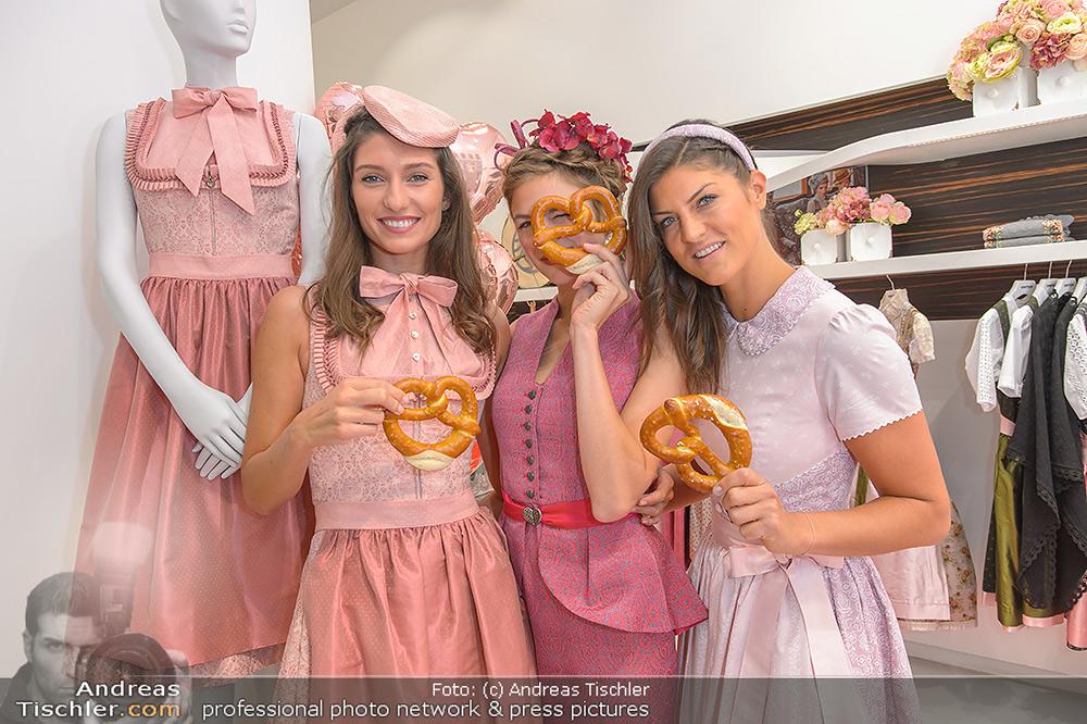 Aufdirndln für die Damenwiesn - 2019-09-12 - Sportalm Store, Wien