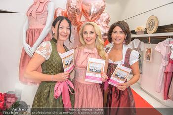 Aufdirndln für die Damenwiesn - Sportalm Store, Wien - Do 12.09.2019 - 9