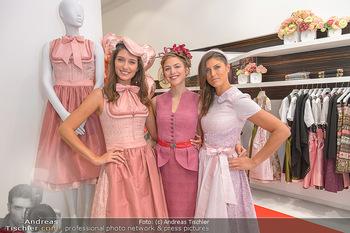 Aufdirndln für die Damenwiesn - Sportalm Store, Wien - Do 12.09.2019 - Models (Mina, Dalia, Anna HUBER)14