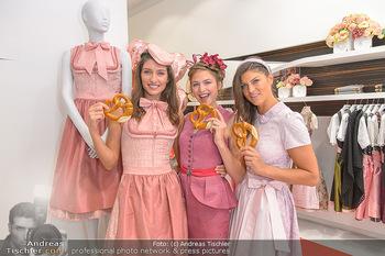 Aufdirndln für die Damenwiesn - Sportalm Store, Wien - Do 12.09.2019 - Models (Mina, Dalia, Anna HUBER)15