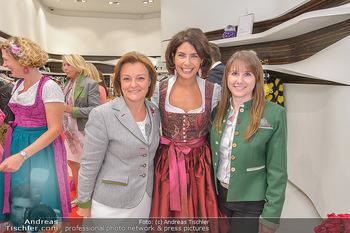 Aufdirndln für die Damenwiesn - Sportalm Store, Wien - Do 12.09.2019 - 27