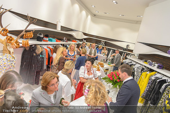 Aufdirndln für die Damenwiesn - Sportalm Store, Wien - Do 12.09.2019 - 31